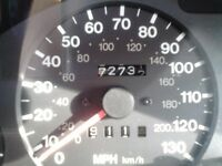 Low Mileage Red Suzuki Swift 2001, 993 engine