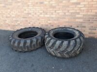 Truck tyres for fitness