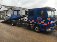 Cambridge Royston baldock Stevenage breakdown recovery roadside assistance
