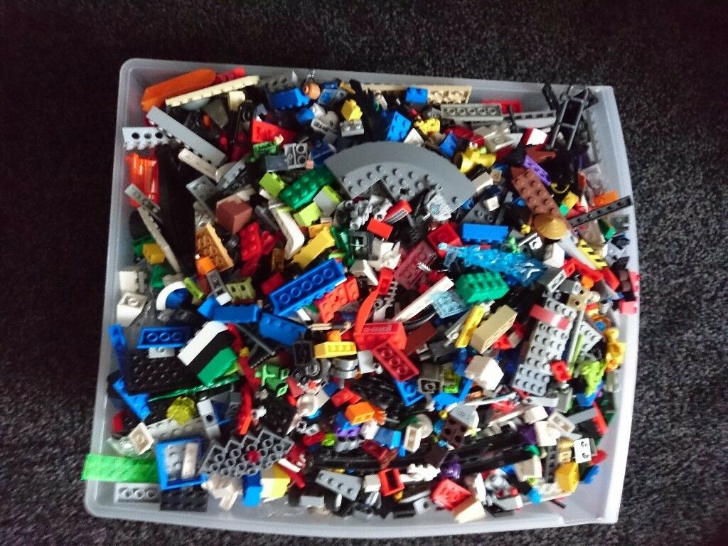 Assorted lego 6kg