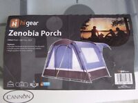 Hi gear Zenobia porch