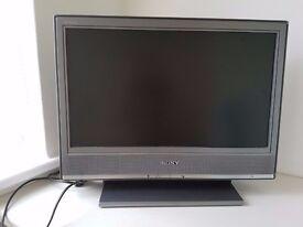Sony Bravia TV - 20'' Widescreen