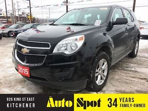 2015 Chevrolet Equinox LS/PRICED FOR A QUICK SALE!!