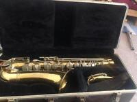 B&A 1970-1975 aristocrat seller IV saxaphone