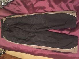 Gilbert training pants size MB