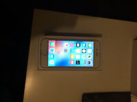 APPLE IPHONE 6 SILVER 16GB (Still in Warranty) ( SUPERB CONDITION)(UNLOCKED)