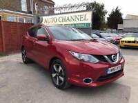 Nissan Qashqai 1.6 dCi N-Connecta XTRONIC CVT 5dr£16,000 p/x welcome FINANCE AVAILABLE.