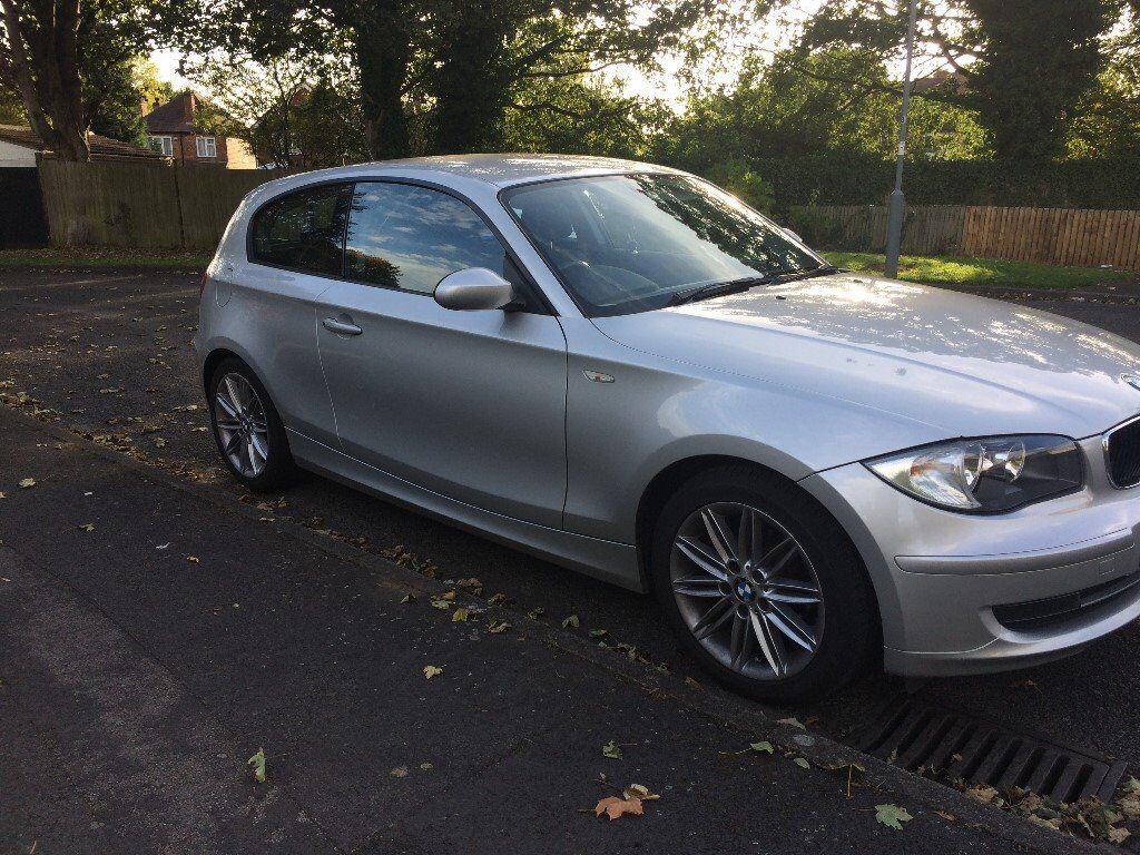 BMW 1 SERIES EXCELLENT RUNNING ORDER