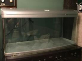 Fish tank 300l Aqua One 1230xl