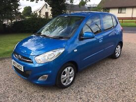 2011 HYUNDAI i10 1.2 ACTIVE -- £20 ROAD TAX -- FULL SERVICE HISTORY --