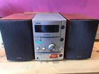 Sony stereo -CMT-CPZ1
