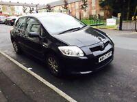 Toyota auris 1.4 d4d 5 Door cheap tax Insurance excellent fuel warranty finance delivery offers px