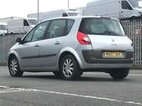 2007 (Apr 07) RENAULT SCENIC 1.6 VVT DYNAMIQUE - MPV 5 Door - Petrol - Manual - SILVER *CHEAP RUNNER