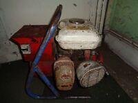 Vintage honda petrol generator