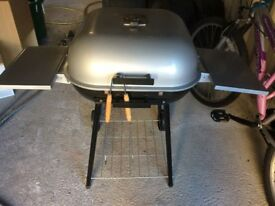 Square BBQ with Lid