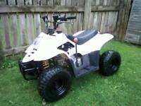 110cc automatic kids quad with reverse plus spare quad