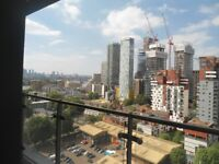 Astonishing 3 Bed Penthouse Available Now Nearby Heron Quays Dlr Stn *LONG LET*