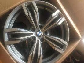 19' Front Non Genuine BMW Alloy