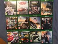 Top Xbox one/Ps4 games