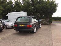 Range Rover P38 HSE 4.0 LPG Converted