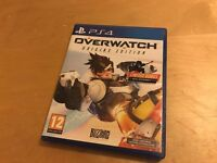 Overwatch - PS4 game