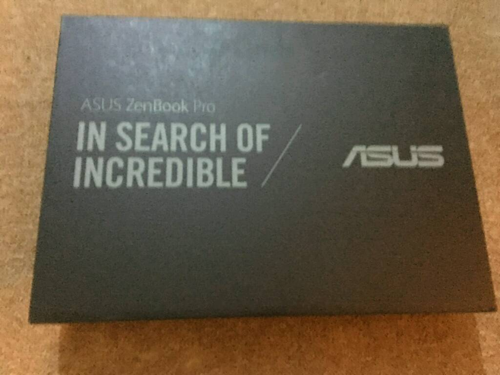 Asus zenbook pro ux501v brand new boxed sealed