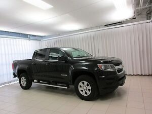 2017 Chevrolet Colorado NOW THAT'S A DEAL!! V6 4X4 4DR w/ TOW PA