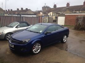 Vauxhall Astra Sport Twintop