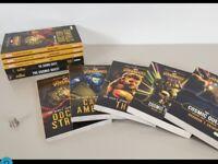 (Bulk Buy) MARVEL AVENGERS 4 SETS (5 BOOKS IN A SET)