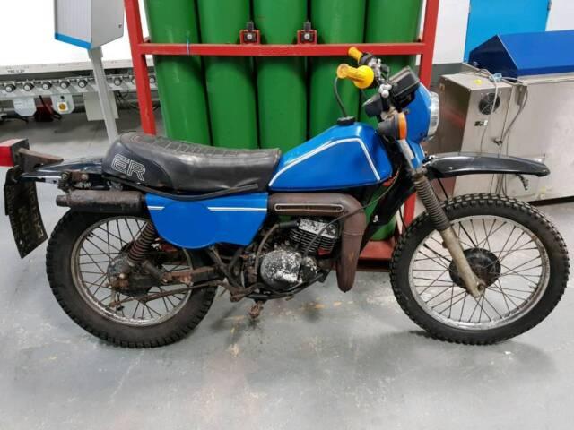 Suzuki ts100 er | in Exeter, Devon | Gumtree