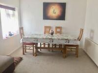 2 Bedroom Double bedrooms Maisonette / Flat with private parking & Garden in Sundon Park, Luton.
