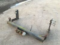 TOW BAR - Mercedes Sprinter & Volkswagen Lt
