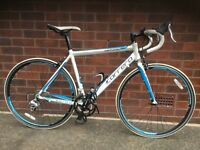 Men's road bike Carreras Virtuoso with 20inch frame. Used only a handful of times.