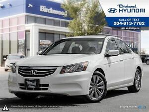 2011 Honda Accord EX-L w/Navi *PRICE REDUCED *Sunroof Rear Camer