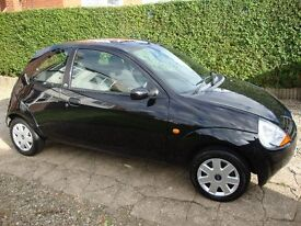2007 '57' Ford Ka 1300cc Style 3 Door Hatchback, 64000 miles with Full Service History **Reduced!**