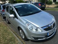 Vauxhall Corsa 09 Plate Excellent Condition 4 Months MOT