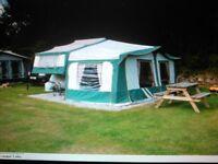 Trailer Tent - Pennine Pullman