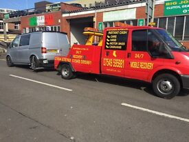 Recovery & breakdowns Leicester from £30 vehicles moved from A-B garages etc !