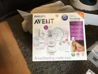Philips Avent Single Electric Breast Pump. REDUCED