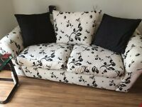 Large Two Seater Sofa - Settee in Immaculate Unmarked Condition – REDUCED FOR QUICK SALE - BARGAIN