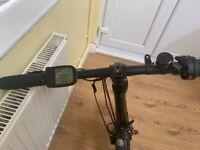 Emu folding electric bike