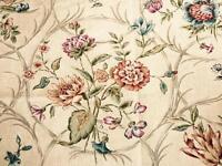 Nottingham Way Fabric by Robert Allen - L 4m, New
