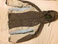 Animal ski/snowboard jacket