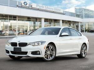 2018 BMW 430i xDrive Gran Coupe,M Sport Package!