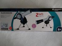 Bresser Argo Junior Telemicroscope