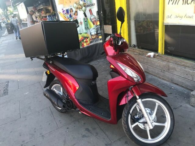 Brand new scooter engine size 110 cc the colour is red | in Edmonton,  London | Gumtree