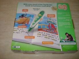 A package of 4 Leap Frog Reading and Writing Systems