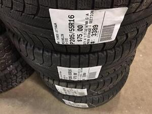 205/55/16 Michelin X-Ice *Winter Tires*