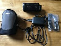 Canon LEGRIA HF R46 High Definition Camcorder - Black