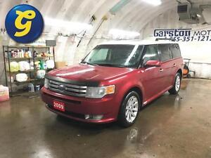 2009 Ford Flex SEL*AWD*SUN & SKY VIEW ROOF*DVD*POWER/HEATED FRON Kitchener / Waterloo Kitchener Area image 1